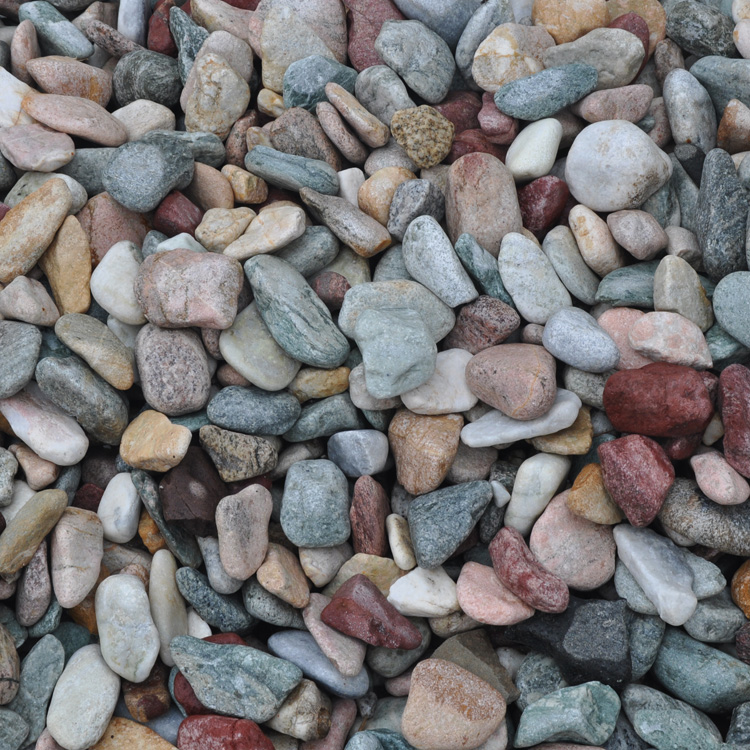 Good Source Of Materials Gs-013 Mixed Ball Stone