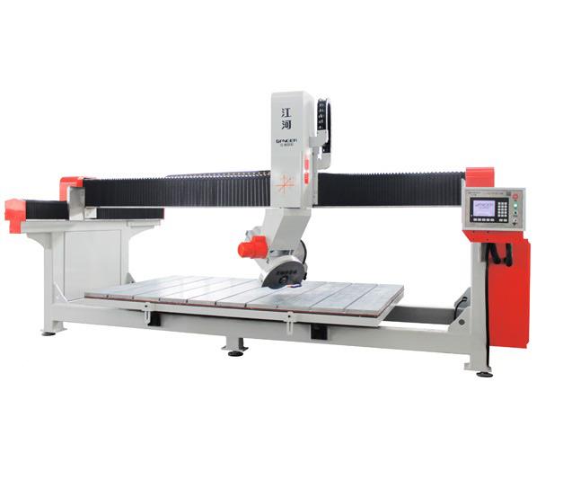 5 Axis Bridge Cutting Machine GQ-3220C