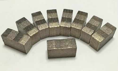 Diamond Segment for Granite and Sandstone Cutting