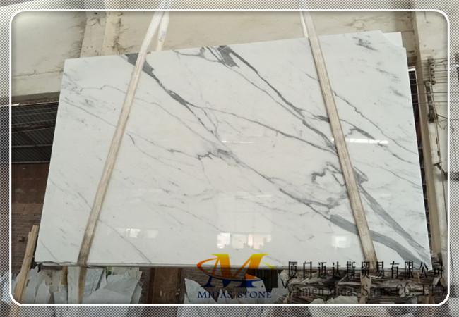 Italy Calacatta Marble Slabs