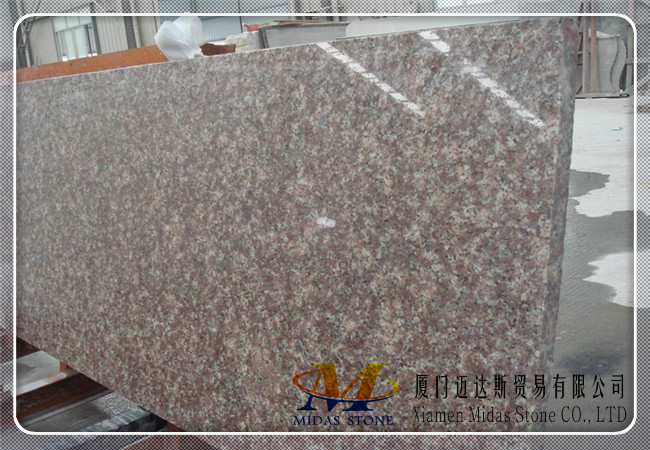 Gutian Peach Red Granite G687