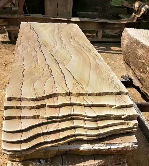 Oriental Natural Landscape Pattern Slabs