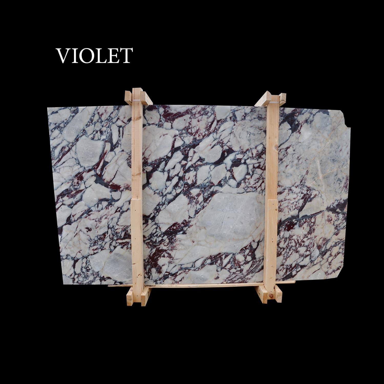Afyon Violet Marble Slabs