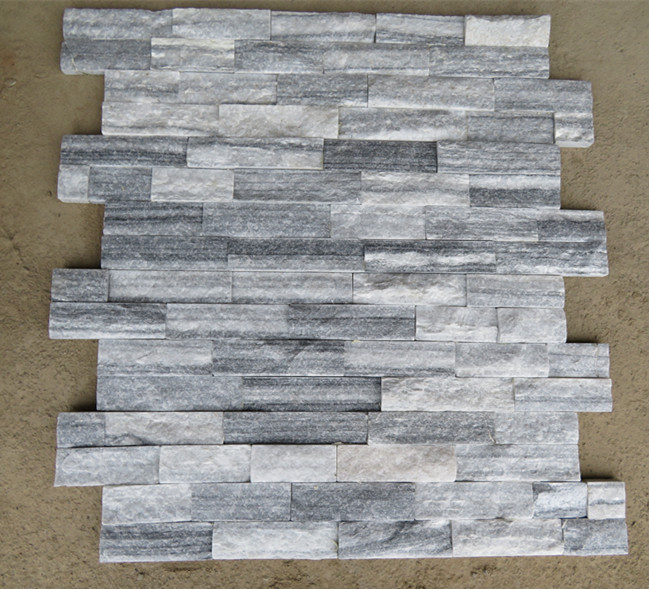decorative exterior interior quartz natural stone wall cladding
