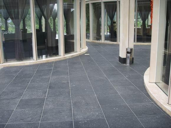 basalt floor tiles