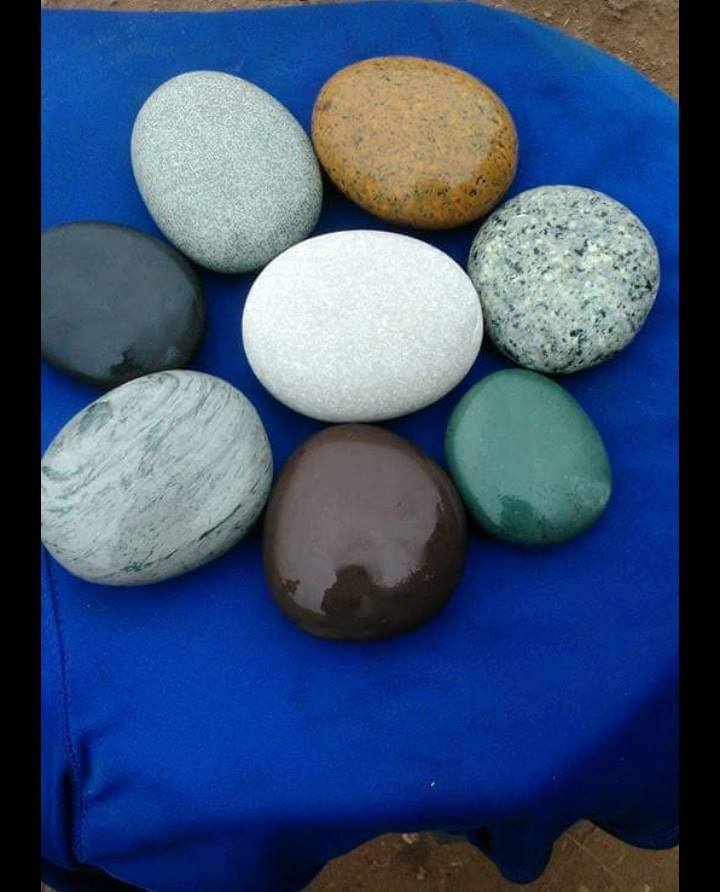 piedras canto rodado de playas del Peru