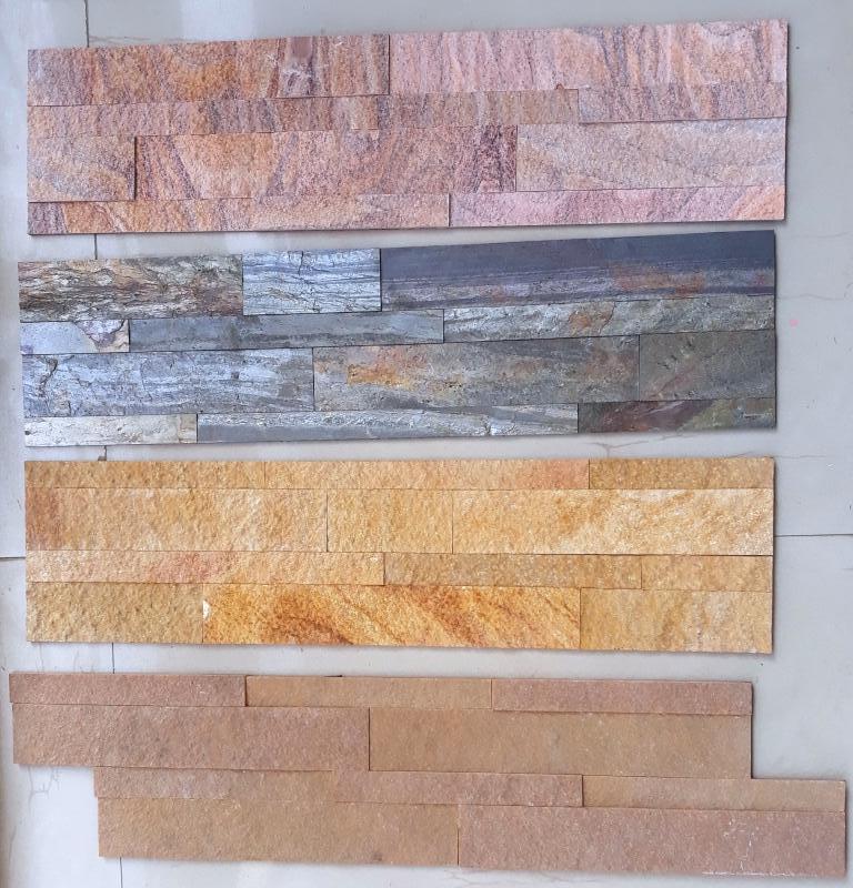 Flexible Thin Stone Wall Panels