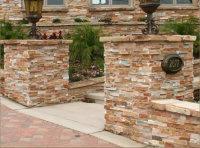 LS-14  Limestone Wall Stone