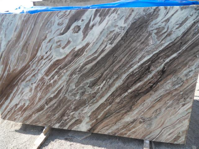 Toronto Brown Marble Polished Brown Marble Slabs