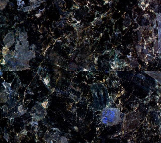 blue granite from Ukraine