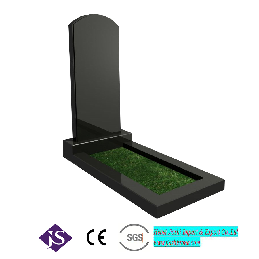 Natural Shanxi Black Headstone Tombstone