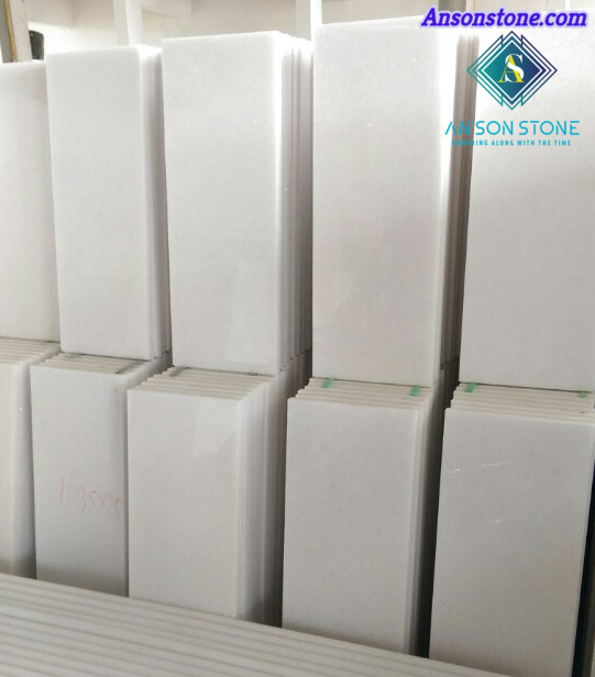 Pure White Marble tiles