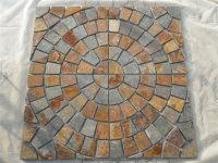 MS-24 Multicolor Slate Mosaic