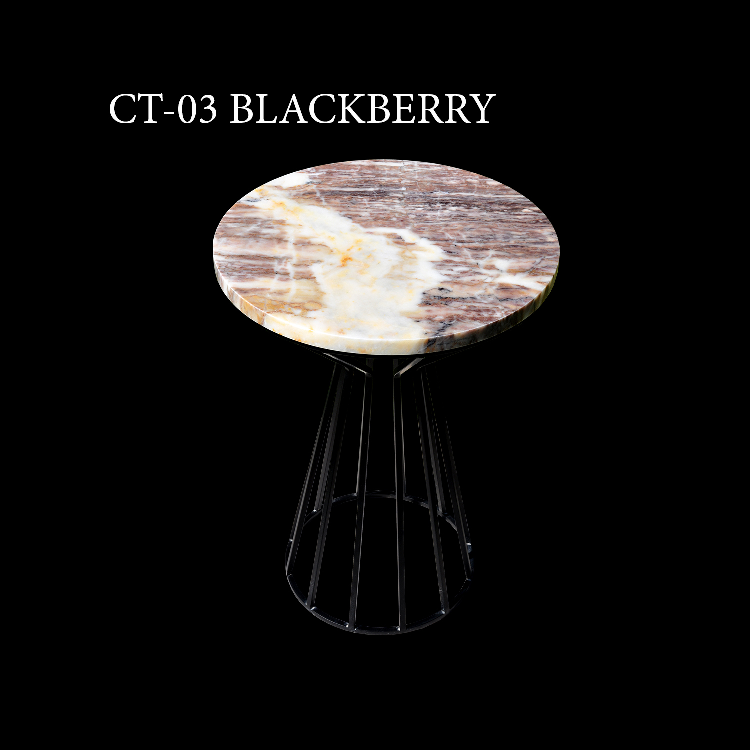 Blackberry Coffee Table