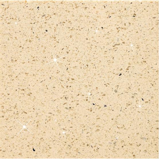 Beige Starlight Quartz Stone