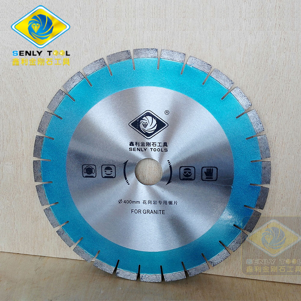 Dia 400mm Diamond Saw Blade for Granite Cutting