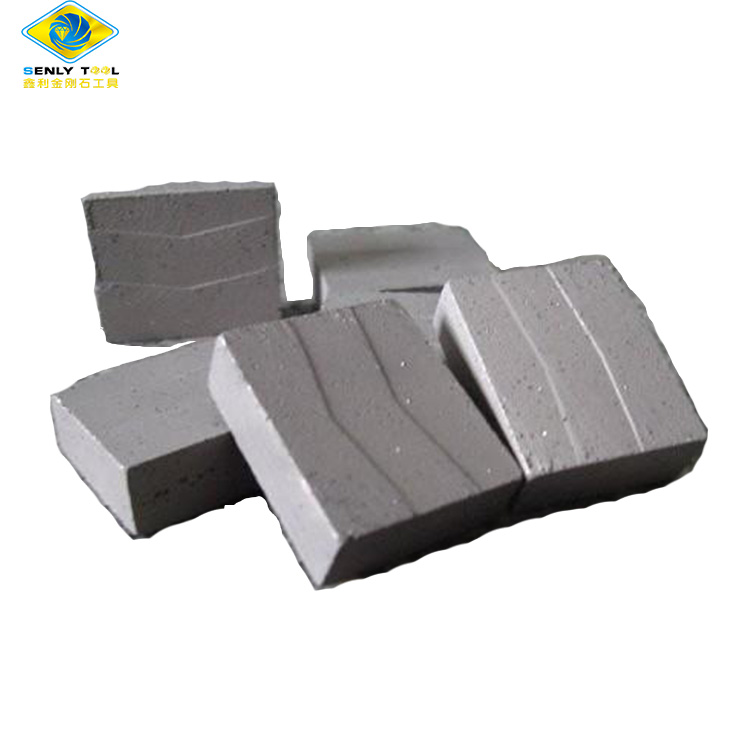 diamond tools diamond segment for Basalt
