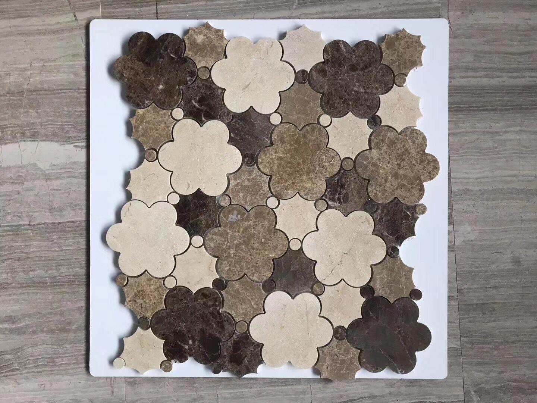 Stone Marble Mosaic Tiles 04