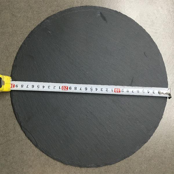Dia 30cm slate cheese board
