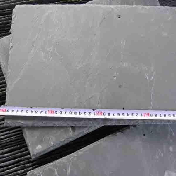 Roof black slate