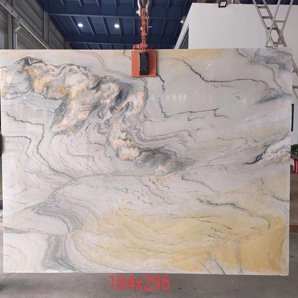 Luxury white of stone