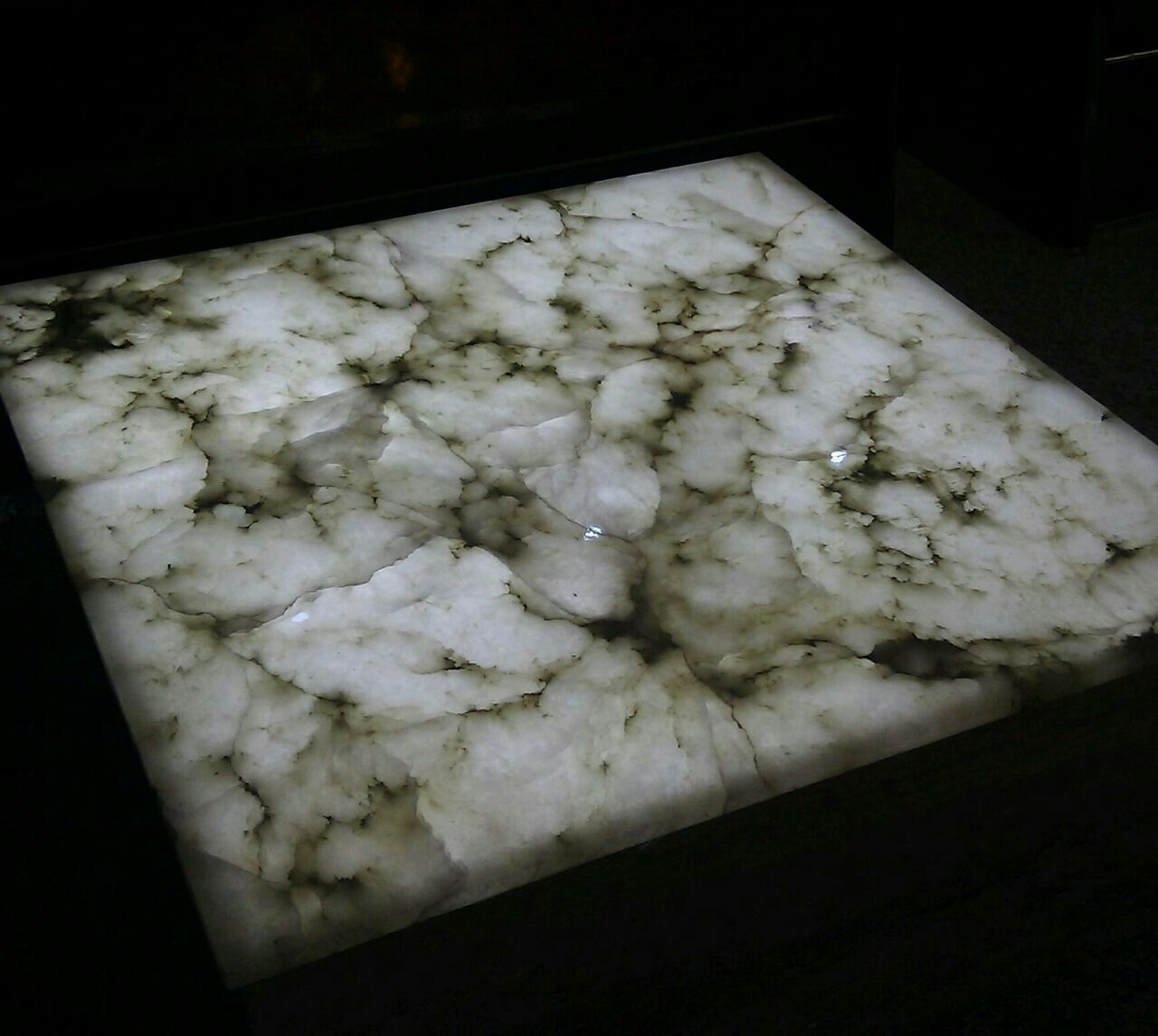 Alabaster Tiles White