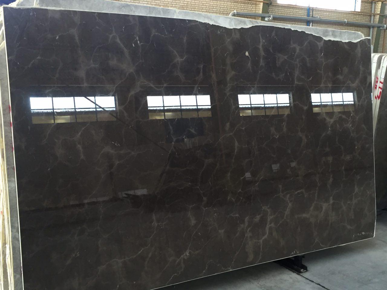 Verona brown marble
