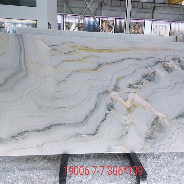 Luxury white grey of stone