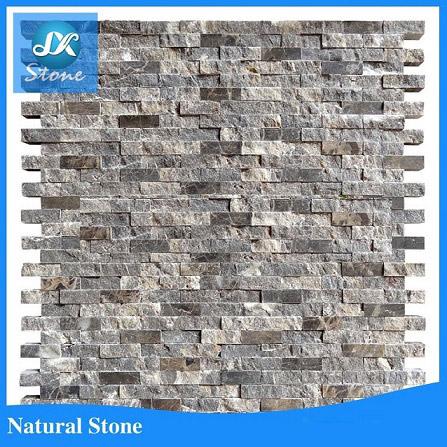 Natural marble mosaic