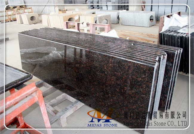 English Brown Granite Countertops