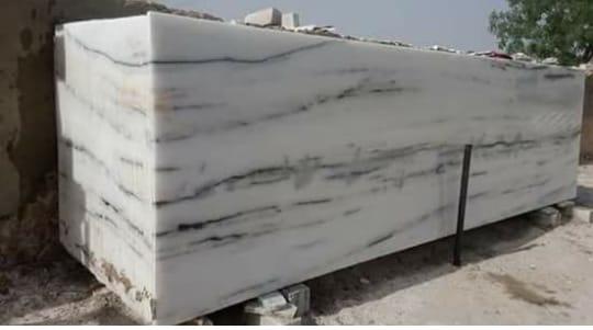 Makrana White Albeta Marble