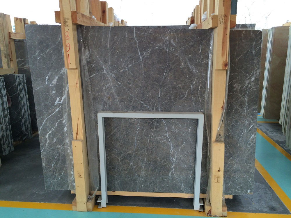 Grey Star Marble Slabs