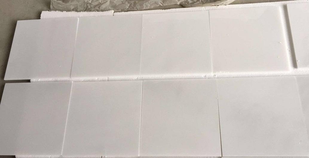High Quality Hanbaiyu White Marble tiles