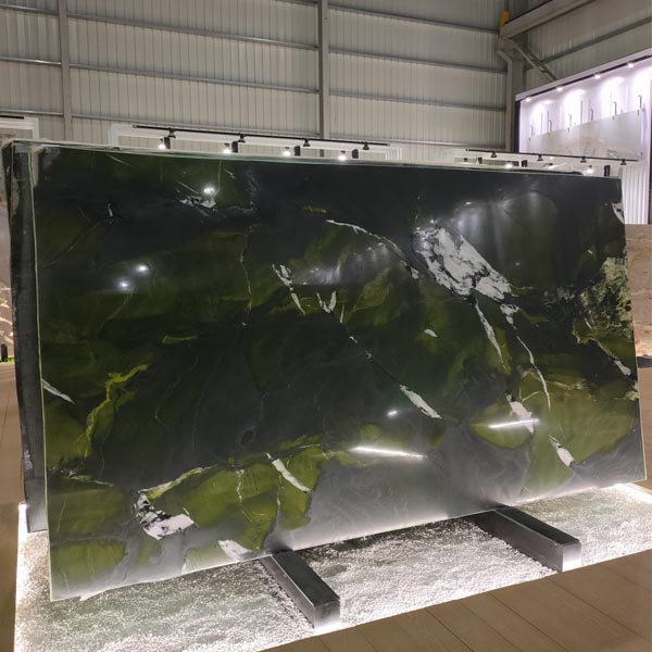 Green Quartzite Slabs