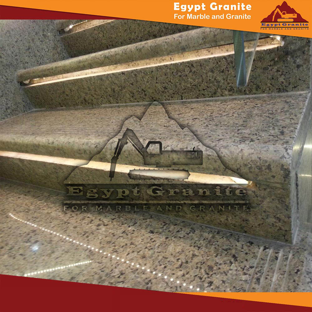 verde granite stairs