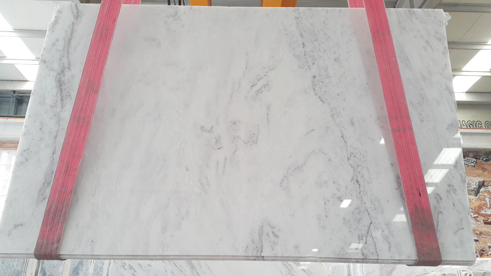 Turkish White Marble Slab
