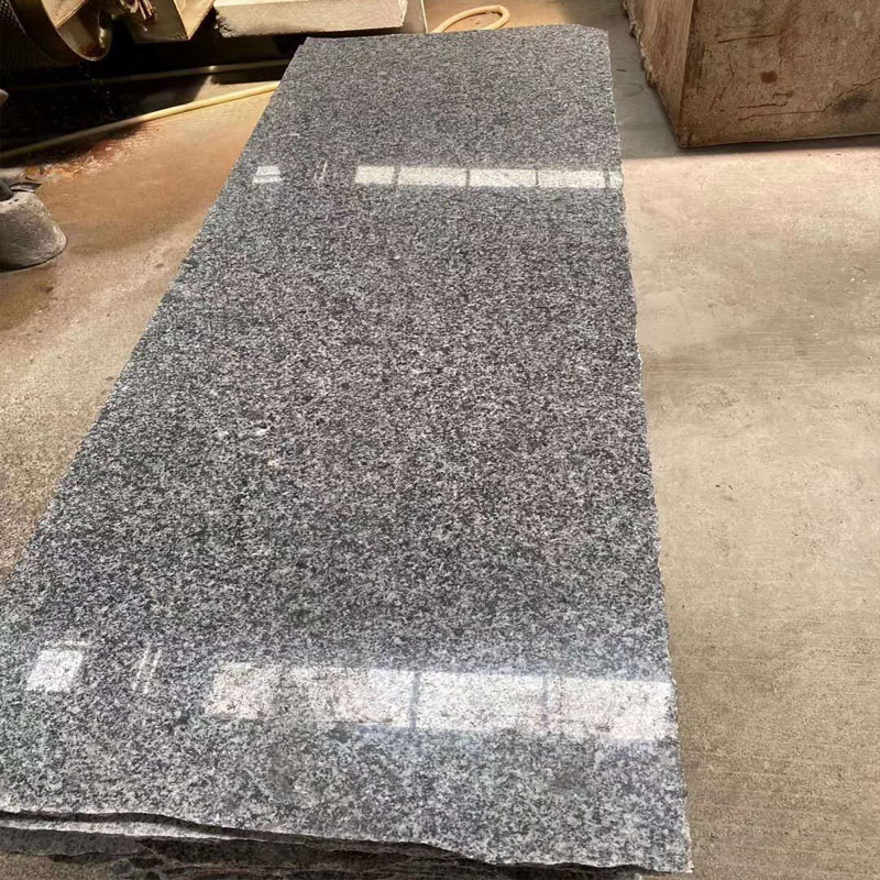 Gx G654 Dark Grey Granite