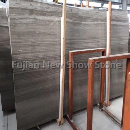 2cm Coffee Wood Marble