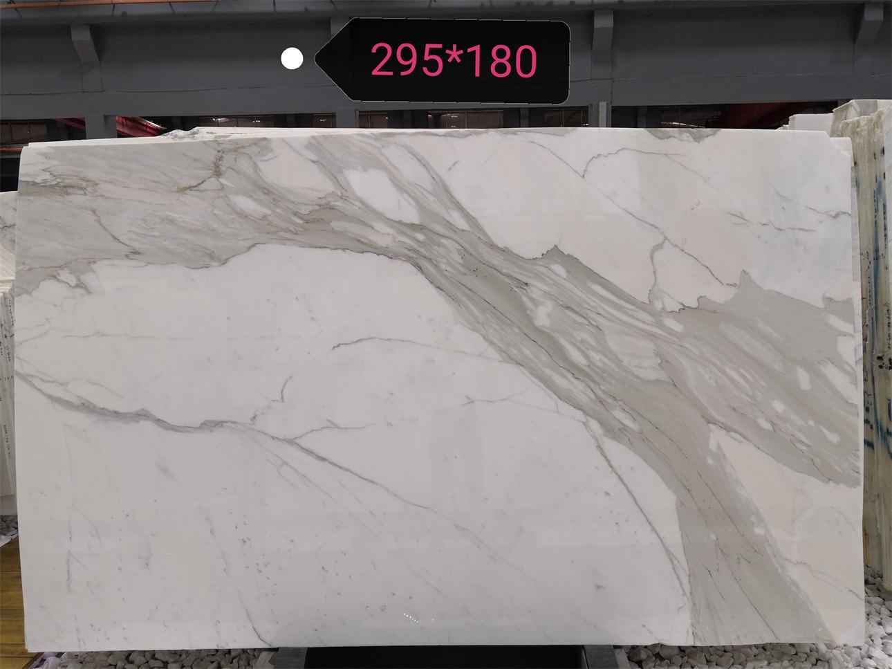 Hight Quality Calacatta Marble Slabs