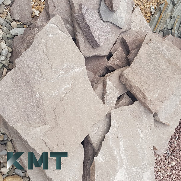 Red Flagstone L-15009