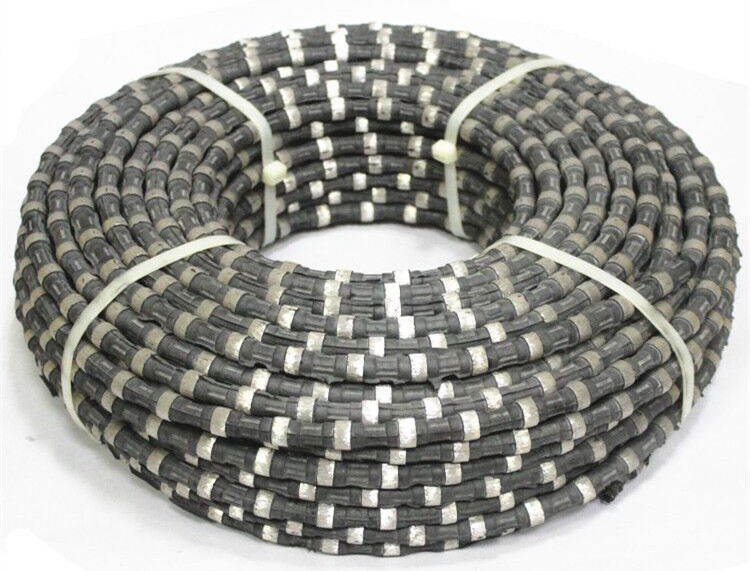 11.5mm Diamond wire saw for granite quarry