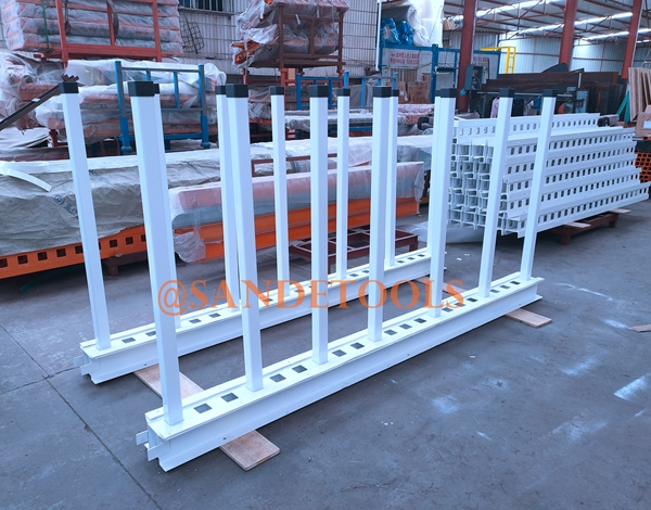 Quartz Slab Bundle Rack
