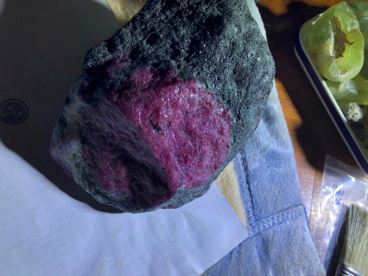 Rubies Stone