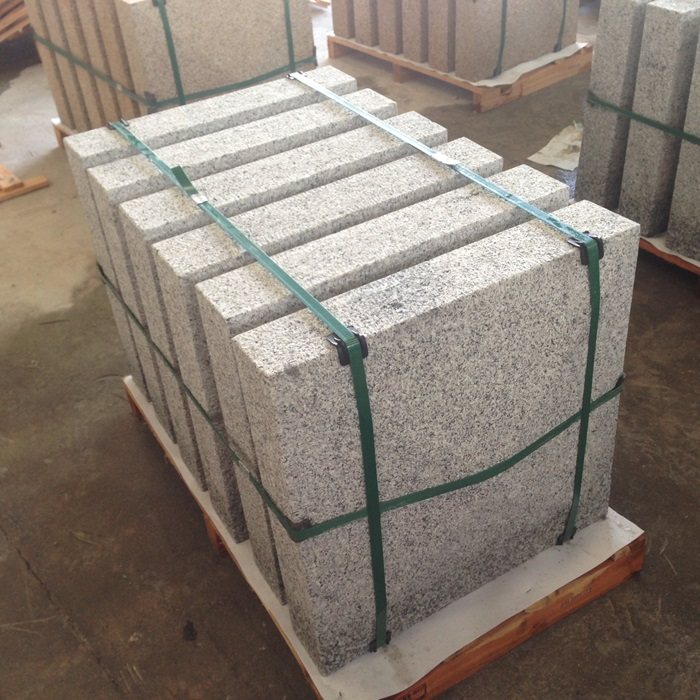 G603 Granite Column Pedestal