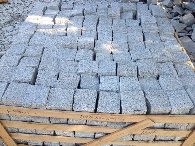 White Granite Paving Stone