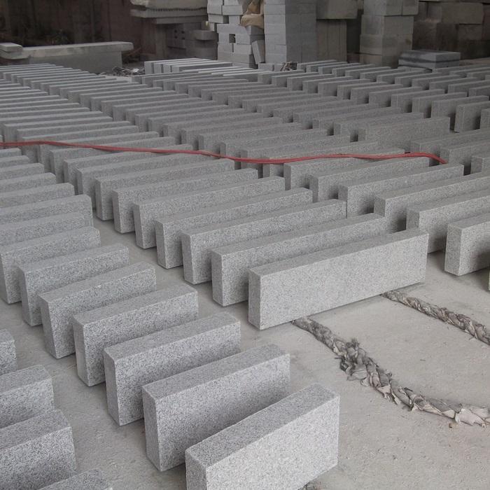 G603 Granite Garden Bench