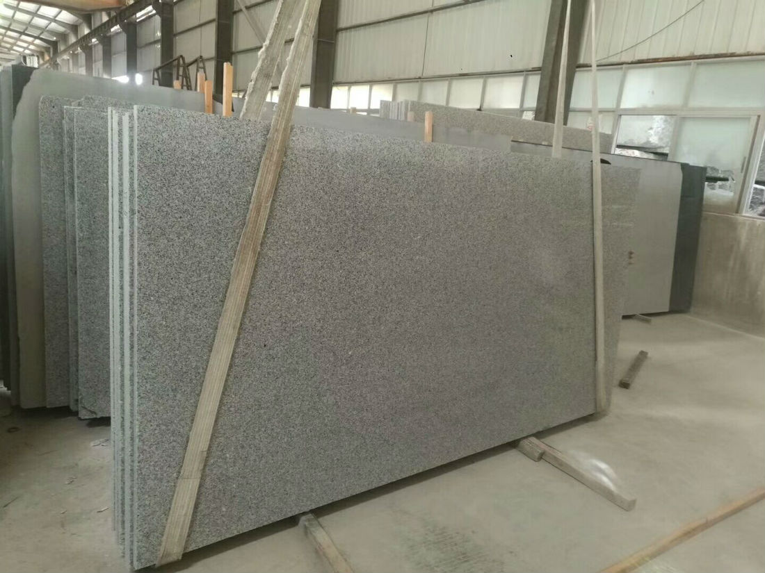 China Cheap Grey Granite G603 Slab