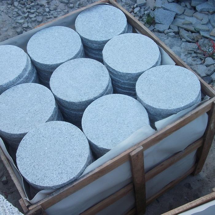 Round Shape G603 Garden Paving Stone