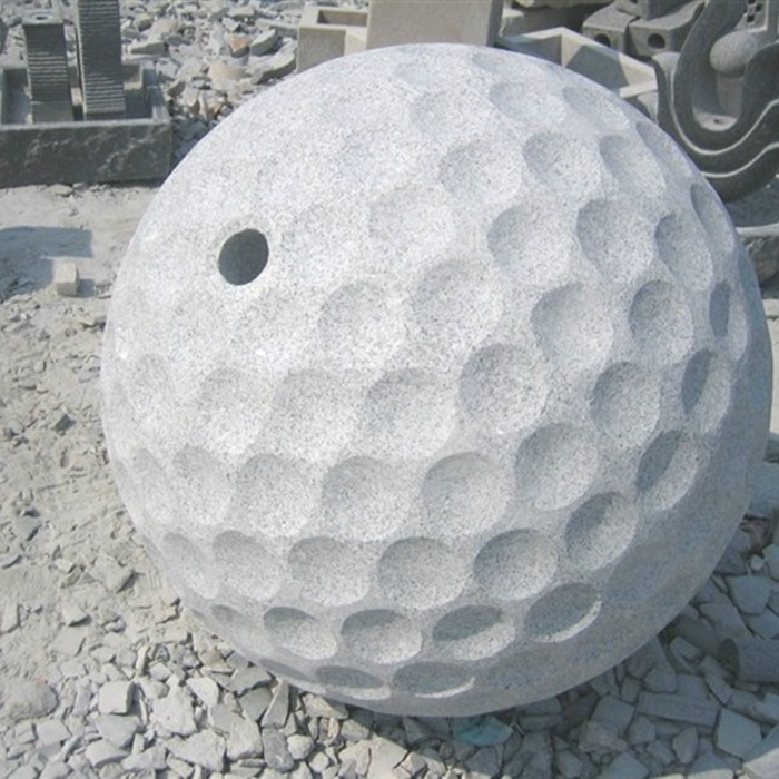 G603 Granite Landscaping Stone Ball