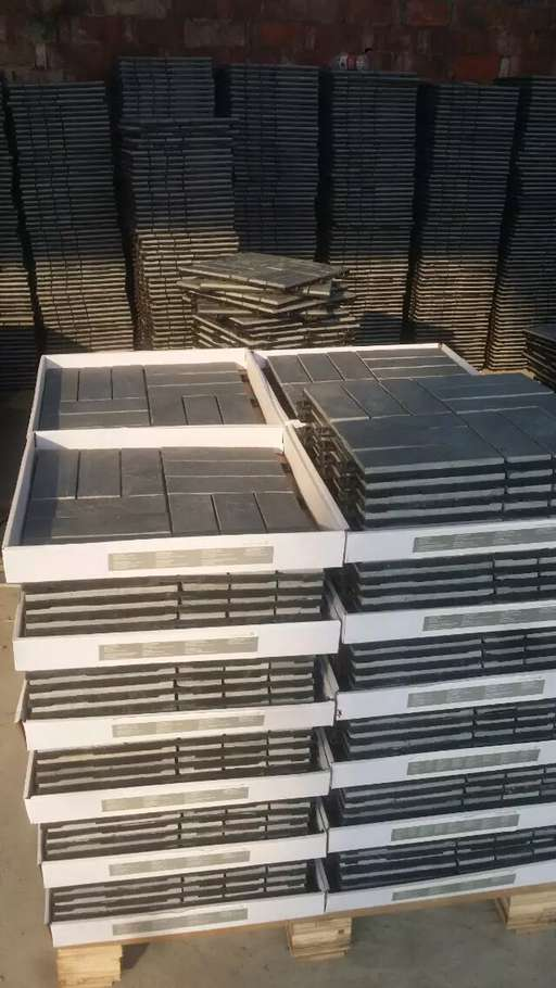 Slate chinese tile